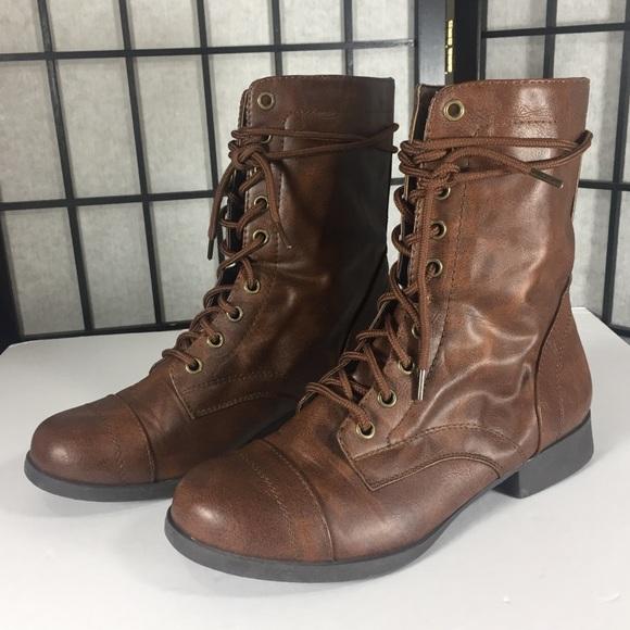 buy \u003e brash women's combat boots \u003e Up